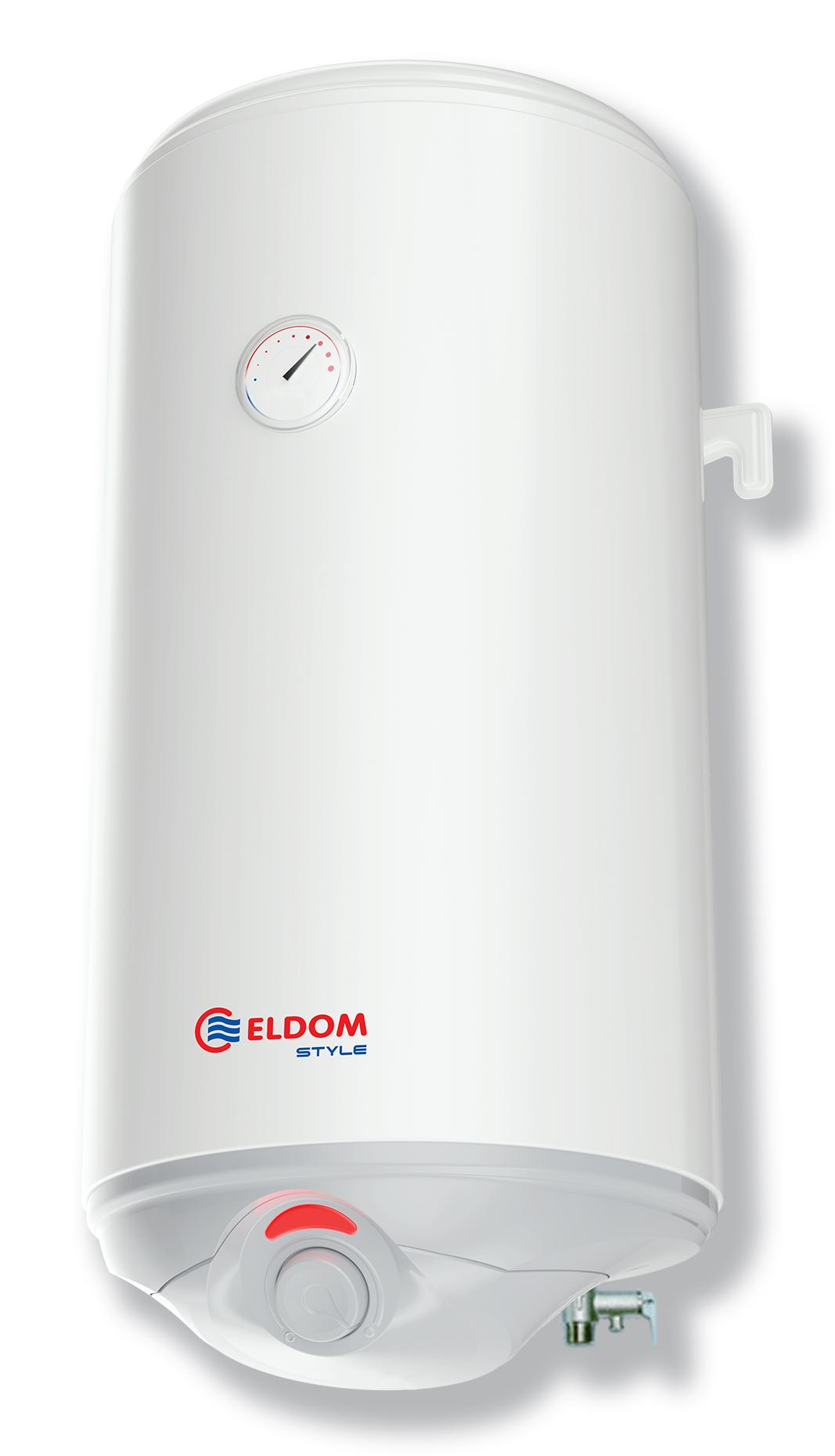 B-Ware Warmwasserspeicher Eldom Style 50 Liter druckfest - Kabel mit Stecker