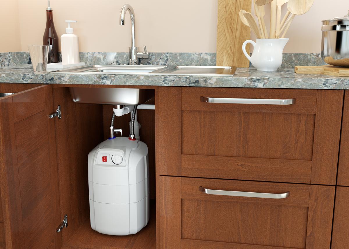 Warmwasserspeicher Eldom 7 druckfest untertisch