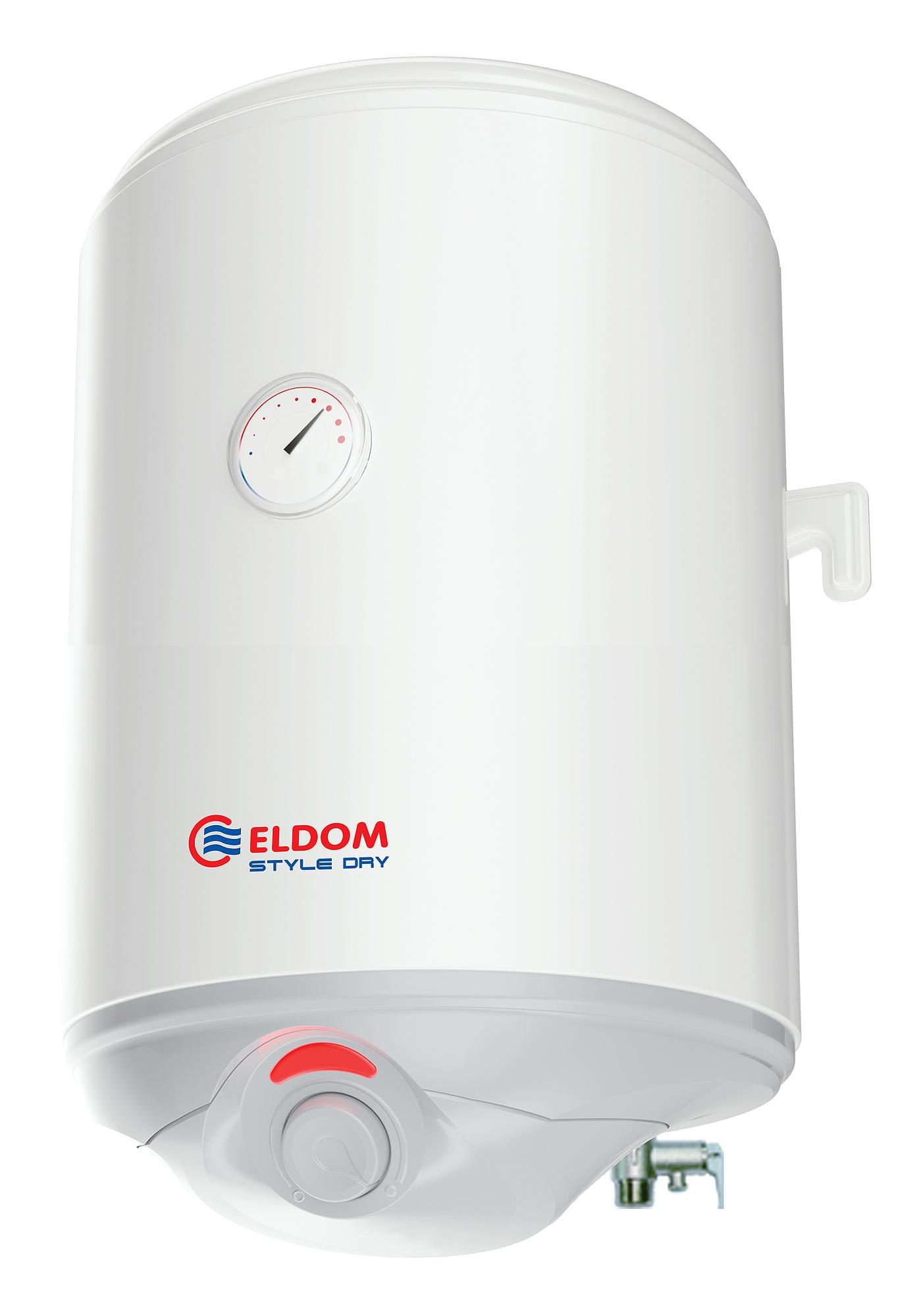 Warmwasserspeicher Eldom Style Dry 30 Liter druckfest