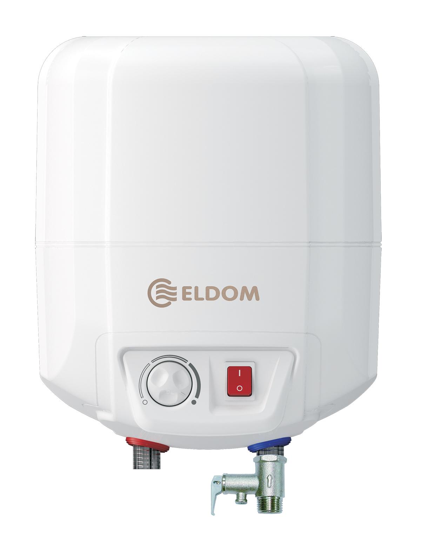Warmwasserspeicher Eldom 7 druckfest übertisch