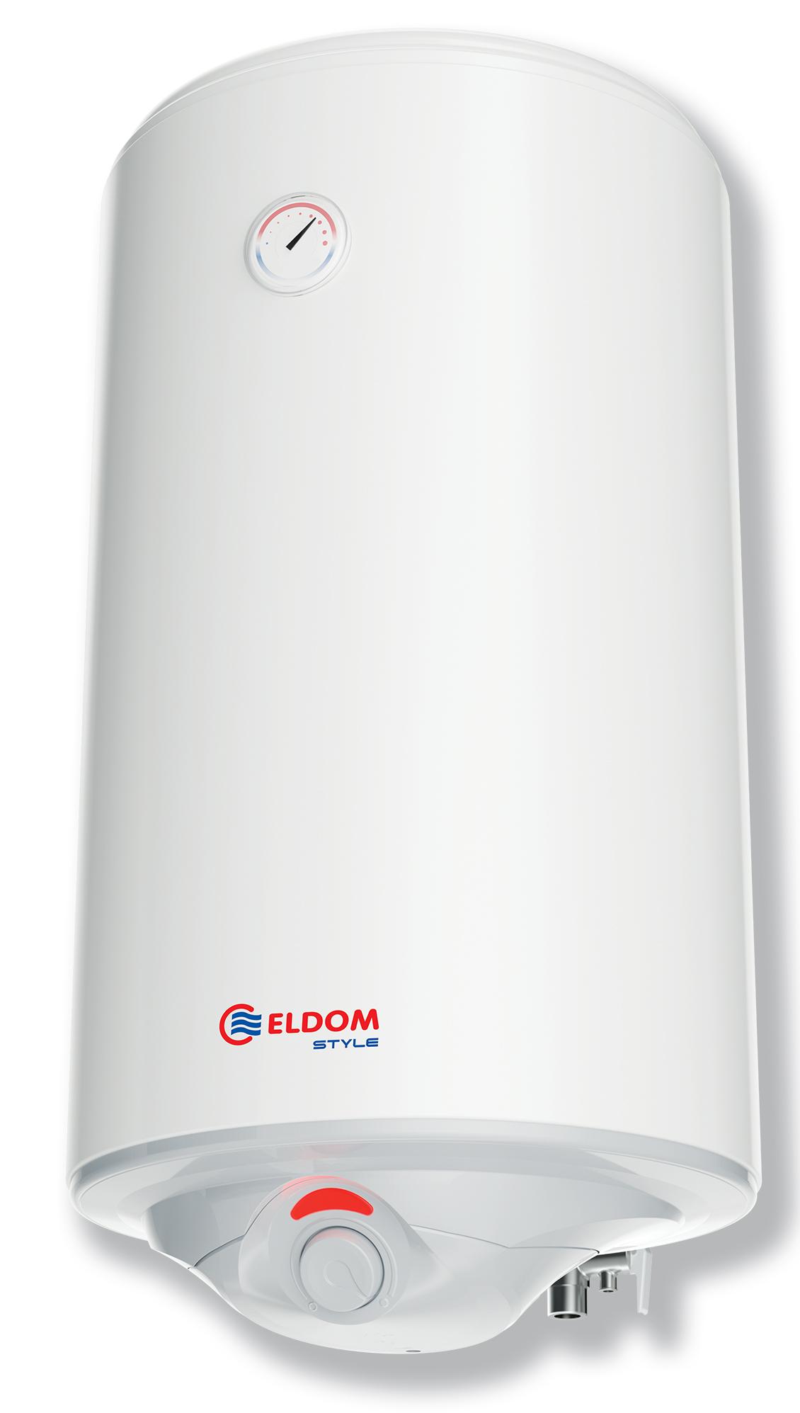 B-Ware Warmwasserspeicher Eldom Style 100 Liter druckfest - Kabel mit Stecker