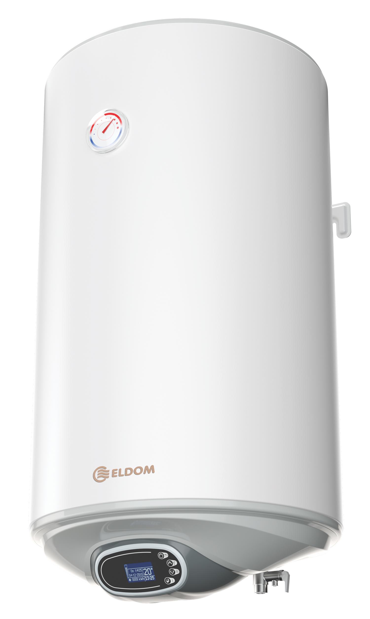B-Ware Warmwasserspeicher Eldom Favourite Digital 80 Liter druckfest