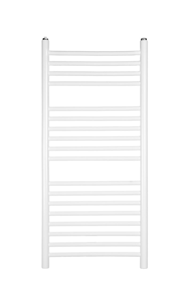 Aluminium Badheizkörper gerade 900 x 432 mm