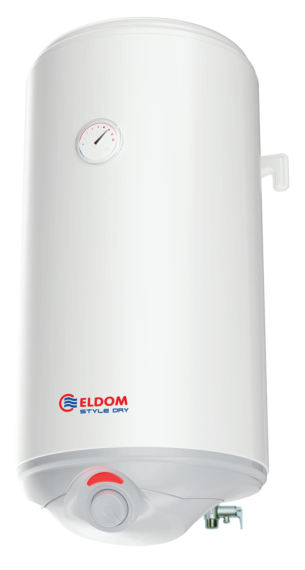 B-Ware Warmwasserspeicher Eldom Style Dry 50 Liter druckfest