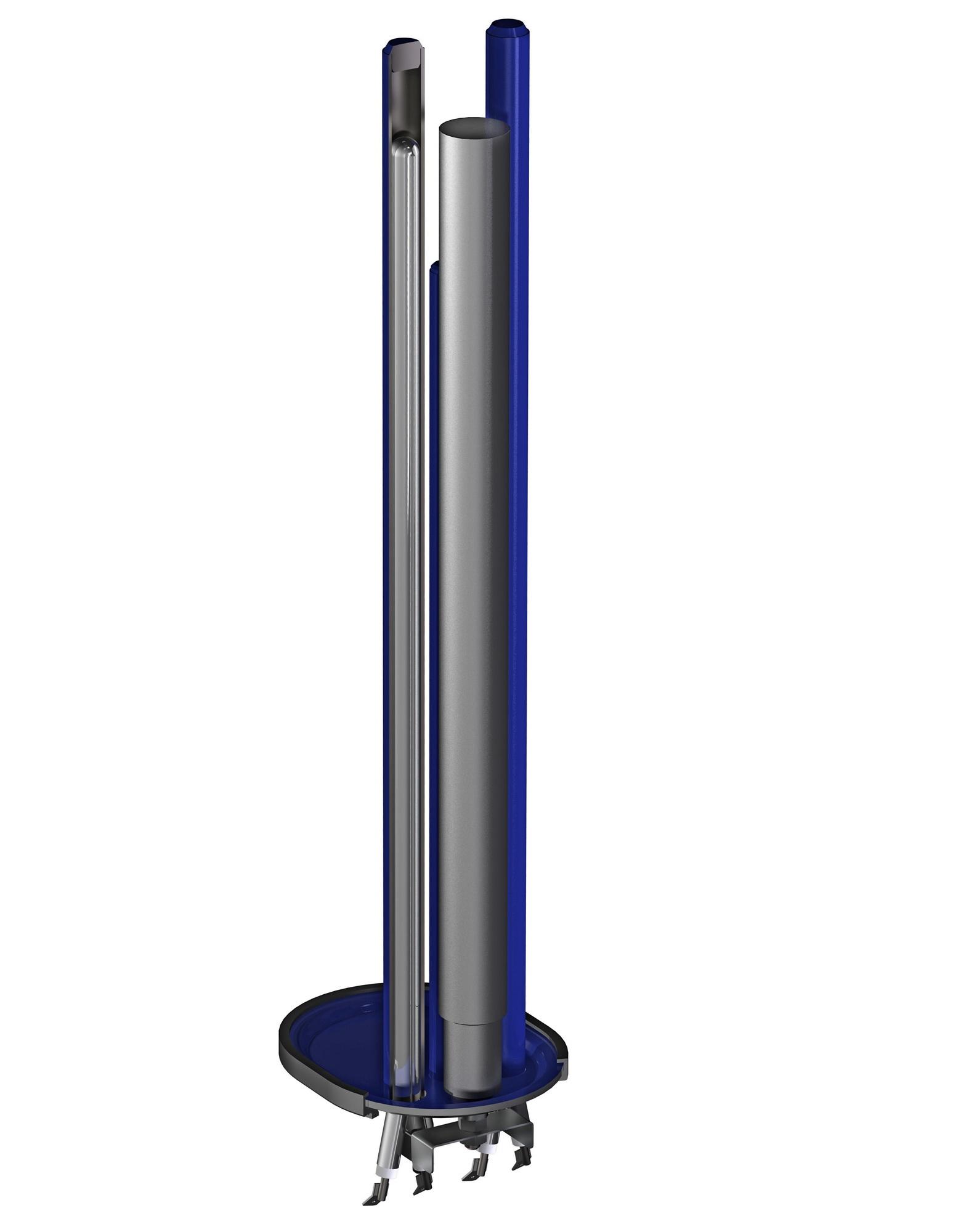 Warmwasserspeicher Eldom Style Dry 100 Liter druckfest