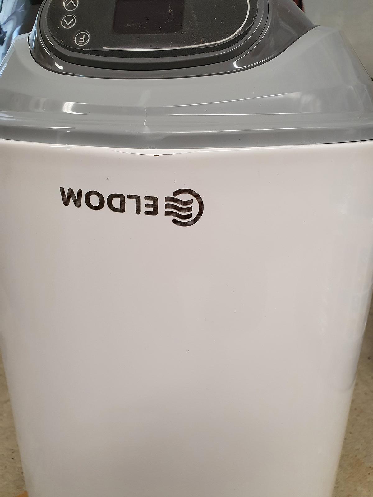 B-Ware Warmwasserspeicher Eldom Favourite Digital 50 Liter druckfest