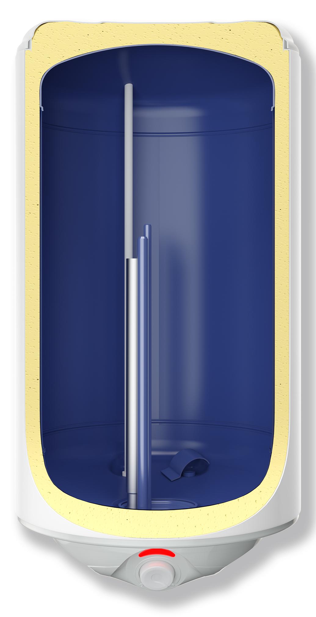 Warmwasserspeicher Eldom Style Dry 50 Liter druckfest