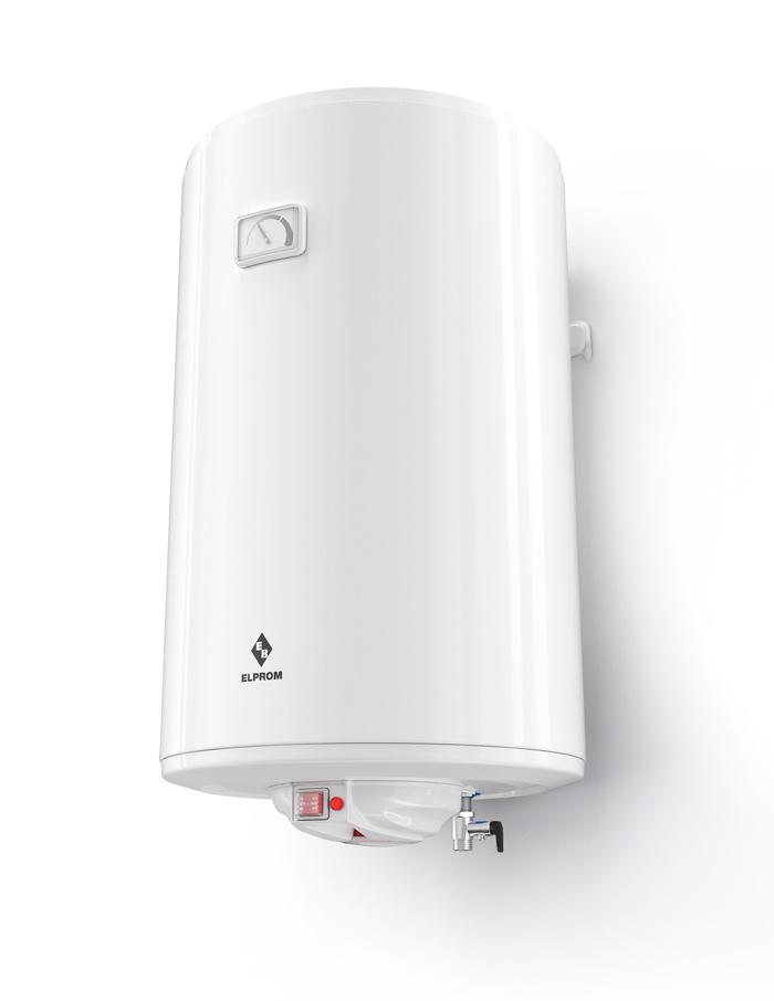 Warmwasserspeicher Tesy Elprom 80 Liter druckfest
