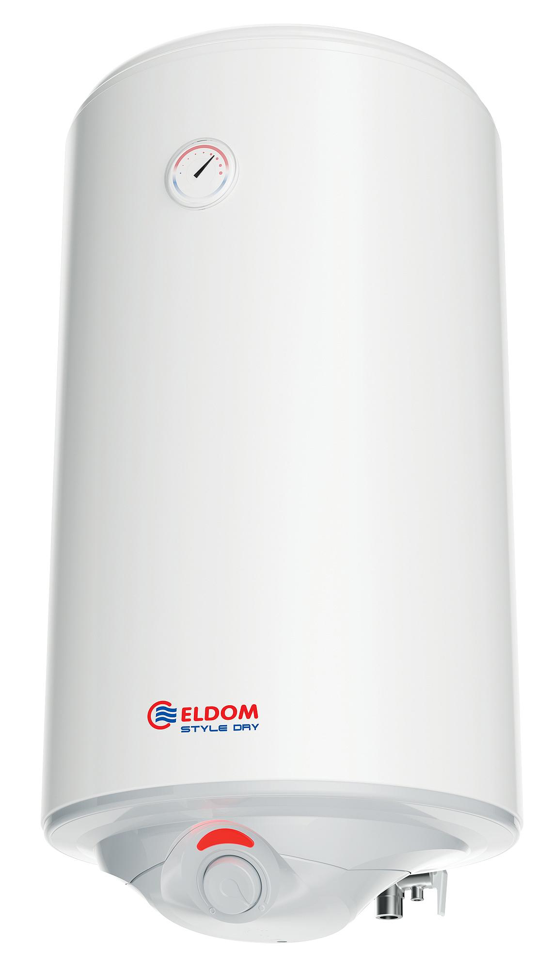 Warmwasserspeicher Eldom Style Dry 80 Liter druckfest